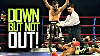 Down But Not Out In Boxing..Part1