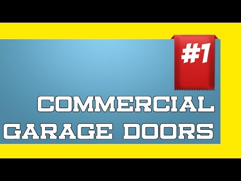 16 Commercial Garage Door Installers Wichita KS