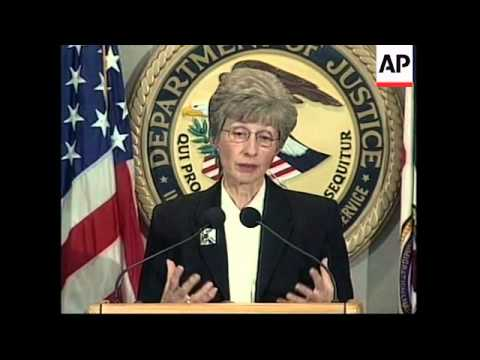 USA: HURRICANE MITCH VICTIMS GIVEN TEMPORARY LEGAL STATUS