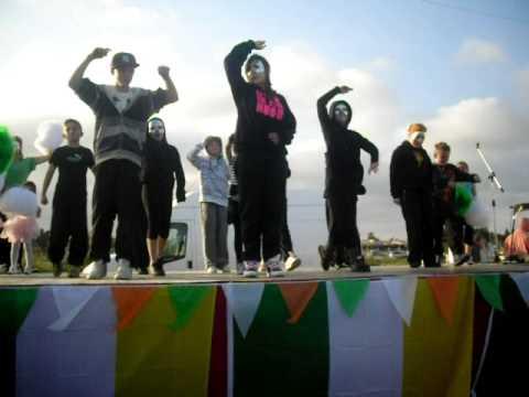 kingsbury academy of dance st patricks day fallen angel