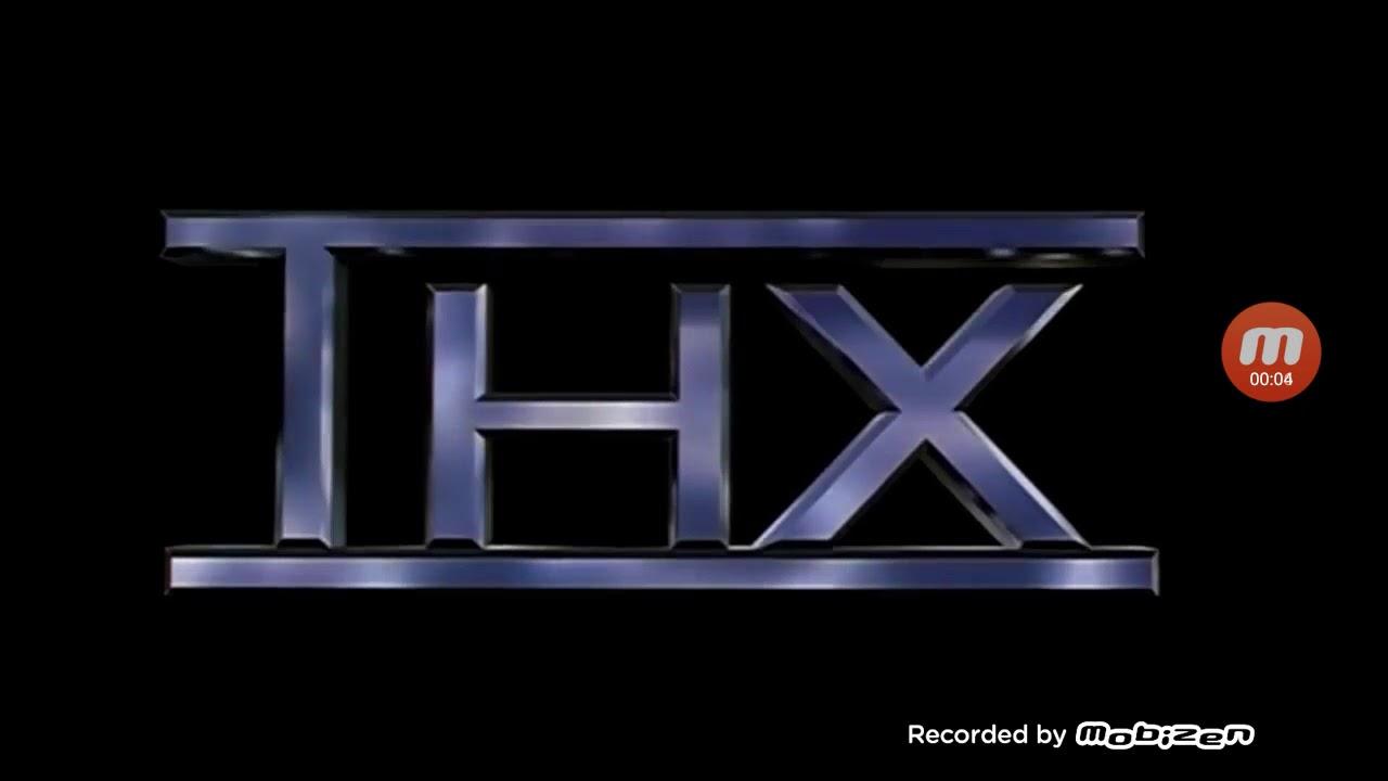 thx tex 1996 trailer high tone - YouTube