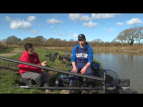 Pole Fishing Plus -  seatbox set-up and organisation - Trailer