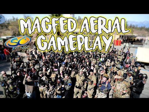 MFOG 56 - Magfed Private group // Baghdad and Kosovo big game // SC VILLAGE