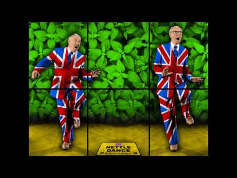 Conceptual Audio: Gilbert & George Nettle Dance