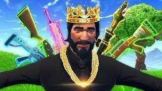 THE NEW LMG IS OVERPOWERED! FORTNITE FUNNY DANK MEMES #2