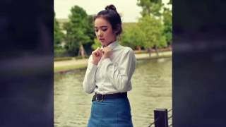 Love me like you do Cover By Jannine Weigel ภาพ พลอยชมพู