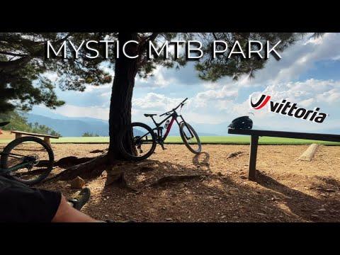First Tyre impressions at Mystic MTB Park VLOG (Vittoria Mazza & Morsa)
