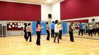 Can You 2 Step - Line Dance (Dance & Teach in English & 中文)