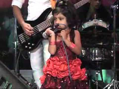 K.V.P VIDEO PRESENTS NIRMANA WITH DERANA LITTLE STAR TARUSHI SHOW IN KUWAIT