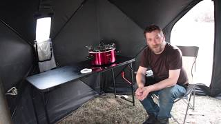 Camping With Steve - Backyard, Slow Cooker