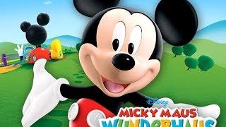 Micky Maus Wunderhaus Staffel 2 Serie 19 Die Wunderhaus Eisenbahn NEU DEUTSCH