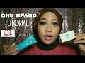 Ql Cosmetics One Brand Makeup Tutorial #10 Bahasa | Firda Velayati