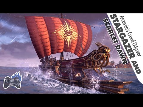 Where to Find The Stargazer and Scarlet Dawn Ship Designs | Assassin's Creed |