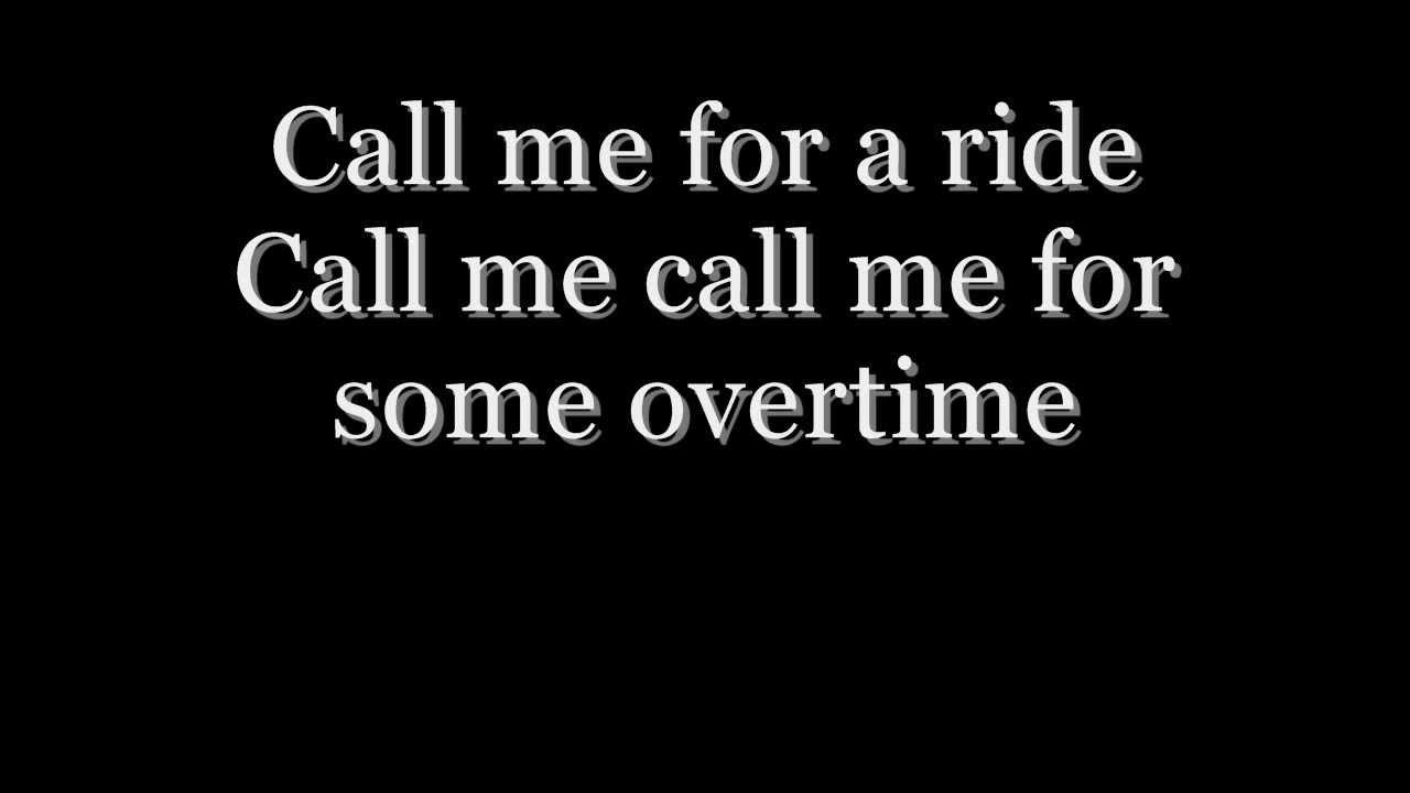 Call Me (Blondie song)
