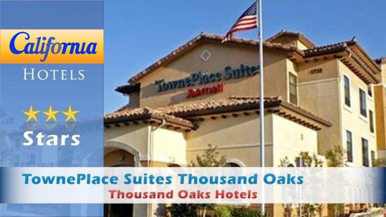 Extended Stay Hotels Thousand Oaks Ca