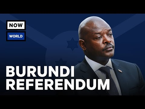 Is Burundi On The Brink Of Conflict Again? | NowThis World