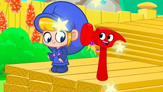 Mila and Morphle Lend a Hand   Helping Others   Kids Cartoon   Mila and Morphle - Official Channel