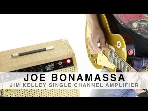 Joe Bonamassa playing The Jim Kelley Single Channel Amplifier