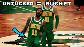 UNTUCKED Kyrie Irving Best Plays and Moments