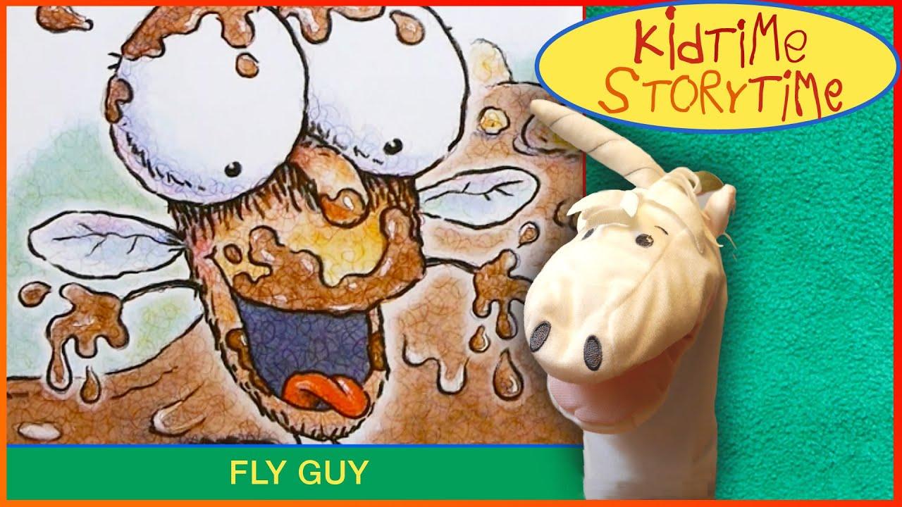 Fly Guy #3: Shoo, Fly Guy! READ ALOUD