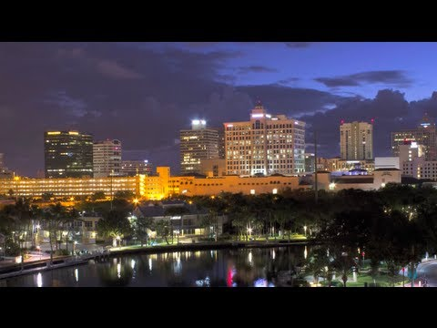 Time Lapse Day In Fort Lauderdale