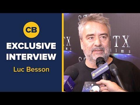 EXCLUSIVE Interview: Luc Besson- CinemaCon