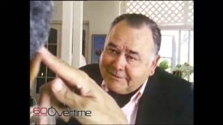 1986: Jonathan Winters and Robin Williams improvise