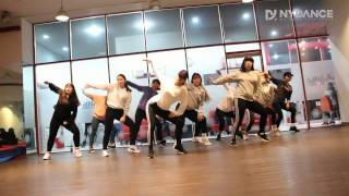 [NYDANCE]걸스힙합 Beyonce - Check On it choreography by J-fire girlshiphop(인천댄스학원/부천/부평/계산동)