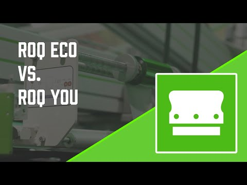 ROQ Eco Vs You Automatic Screen Printing Press