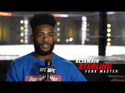 UFC 259: Aljamain Sterling's Mindset As The Challenger