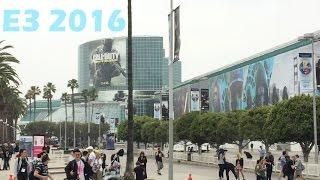 E3 2016 Show Floor Highlights