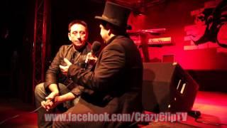 The Invincible Spirit -  Interview - Crazy Clip TV 297