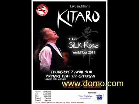 喜多郎 Kitaro Asia Tour 2011 in Jakarta Live Information
