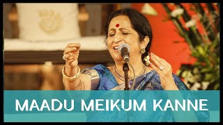 Maadu Meikum Kanne by Smt. Aruna Sairam at Isha Yoga Center 2013