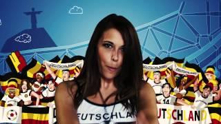 An der Copacabana - Die R.SH Allstars (offizielles RSH WM Video zum offiziellen RSH WM Song 2014)