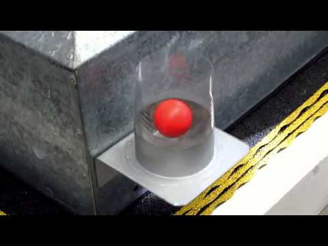 Vibration Isolation Demonstration