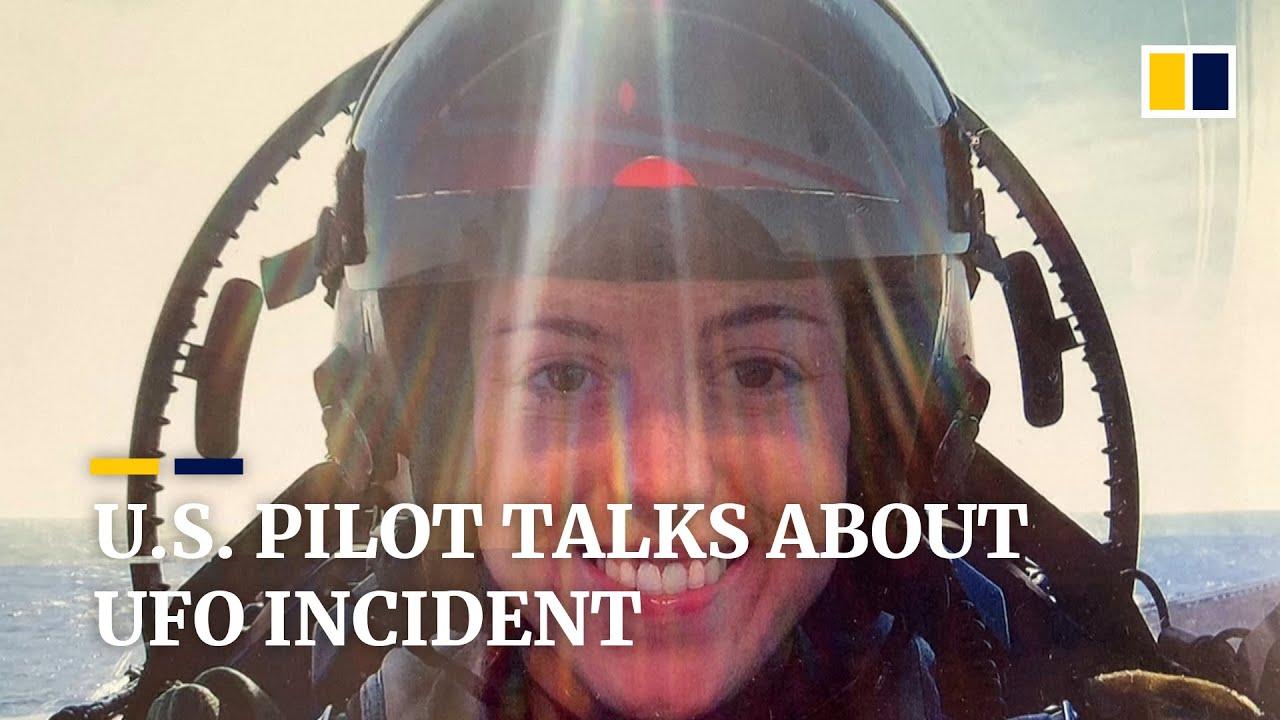US pilot talks about UFO incident ahead of landmark report