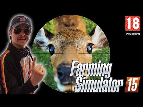 [Replay] La chasse à la bichette - S02EP03 - Farming Simulator 2015