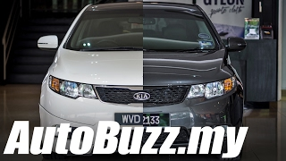 Kia Forte Epic Makeover by Regal Valet - AutoBuzz.my