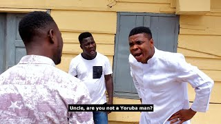 Not For Cell - Woli Agba Skit