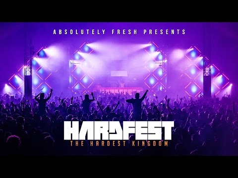 HARDFEST - The Hardest Kingsdom 2017 | Official Aftermovie