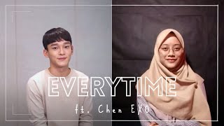 Chen 첸 ft Punch 펀치- Everytime (Ost. Descendant Of The Sun) | Cover ft. Chen (EXO) EVERYSING
