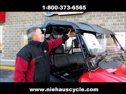 2014 Honda Pioneer LOADED with accessories - Niehaus Cycle Sales