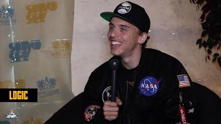 Logic Interview: Working On New Album