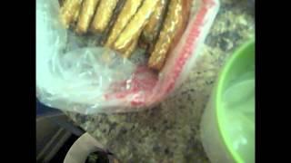 Christmas Treats Recipe #2 - Pretzel Snack