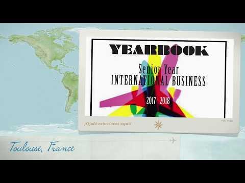 FLA-IB Senior Yearbook 2017-2018