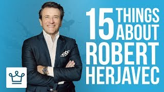 15 Things You Didn't Know About Robert Herjavec