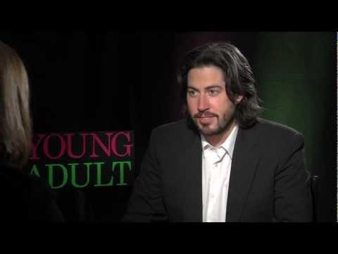 Jason Reitman and Renee Shapiro discussing the work of Brick Hut's Matt Owen.