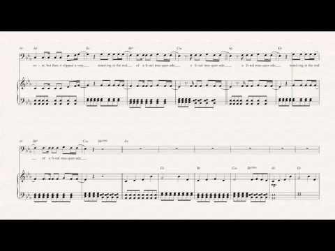 Euphonium - Final Masquerade - Linkin Park Sheet Music, Chords, & Vocals