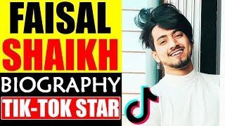 Mr Faisu (Tik-Tok) Star Biography In Hindi l Mr Faisu 07 l Faisal Shaikh l Motivational
